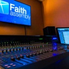 Faith Assembly of God Installs FOR-A's HVS-350HS Video Switcher