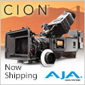 AJA Debuts NEW Production Camera – NOW SHIPPING!!!