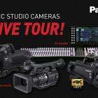 Panasonic Studio Camera Tour Orlando