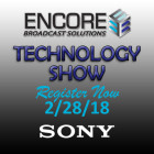 Sony Technology Show – 2.28.18